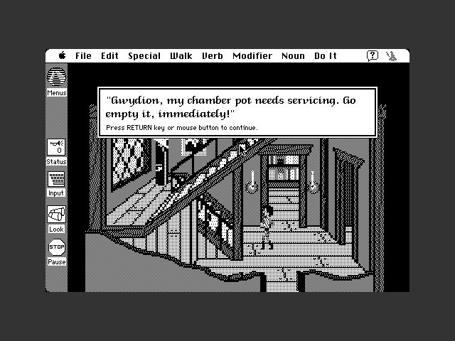 King's Quest III: To Heir Is Human (1988)
