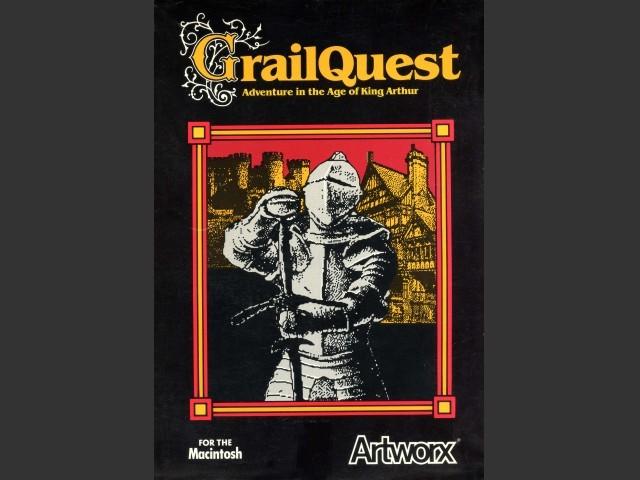 GrailQuest: Adventure in the Age of King Arthur (1988)