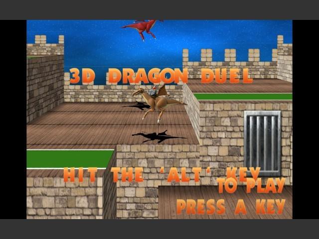 3D Dragon Duel aka Dragon Castle (1999)