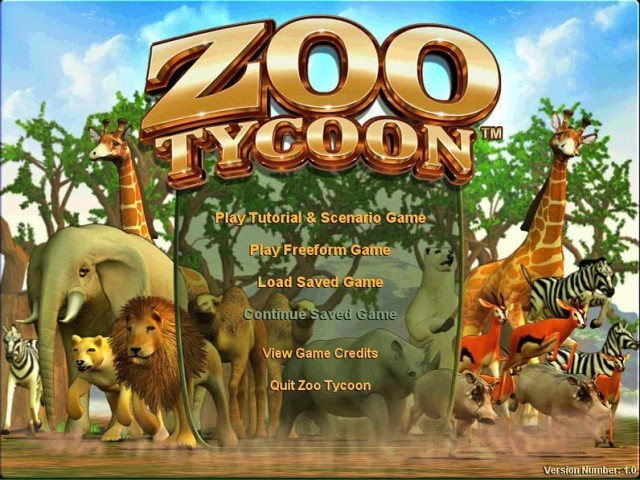 zoo tycoon complete collection mac download free