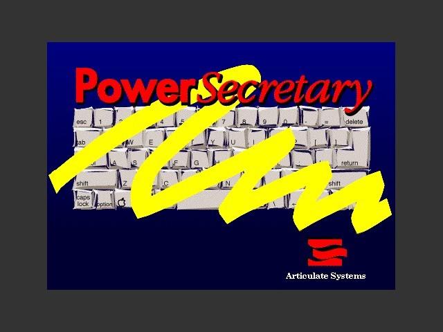 PowerSecretary (1994)
