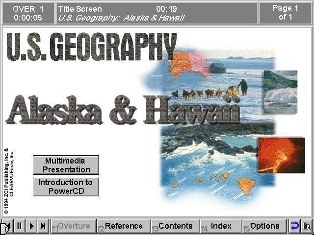 U.S. Geography (1994)