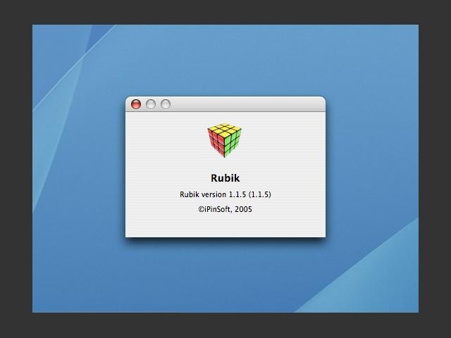 Rubik (2005)