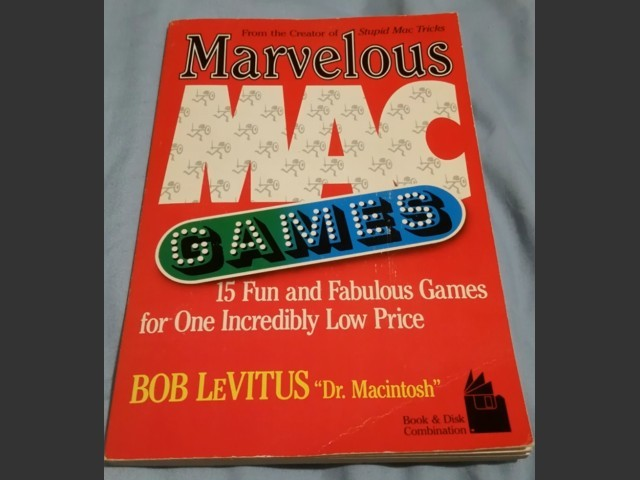 Marvelous Mac Games (1991)