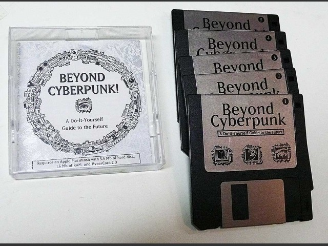 Beyond Cyberpunk: A Do-It-Yourself Guide to the Future (1991)
