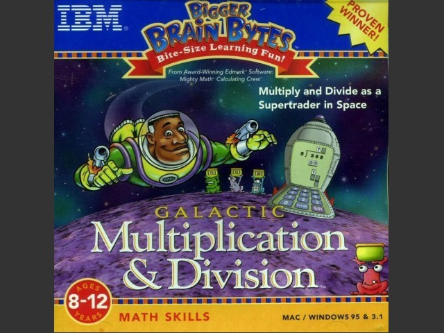 Galactic Multiplication & Division (1998)