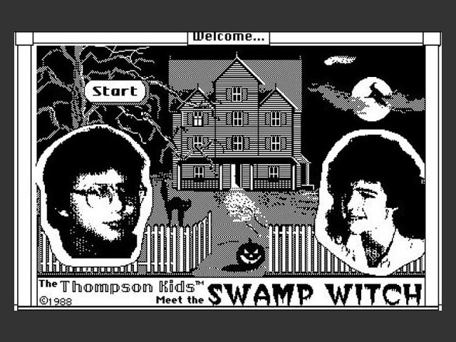 Swamp Witch (1988)