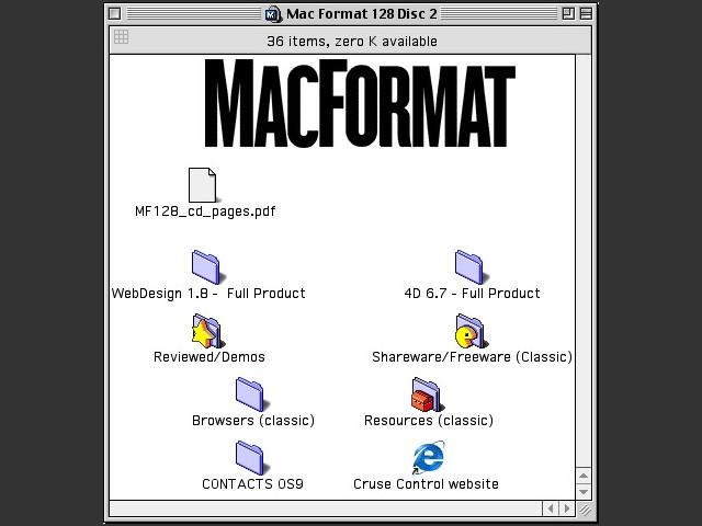 MacFormat 128 CD 2/2