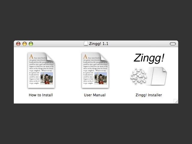 Zingg! (2002)