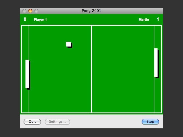 Pong 2001 (2001)