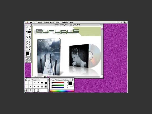 Adobe Photoshop LE (1997)