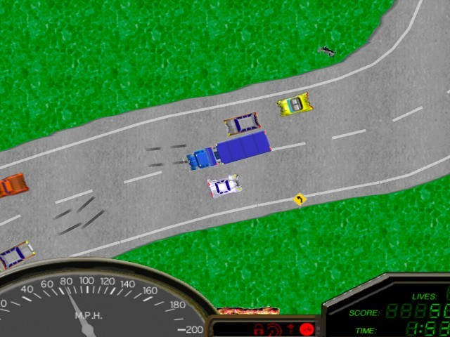 Reckless Drivin' (2003)