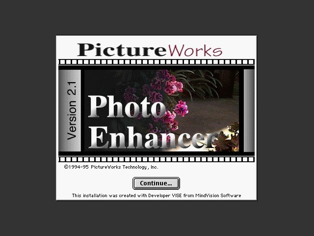 PictureWorks PhotoEnhancer