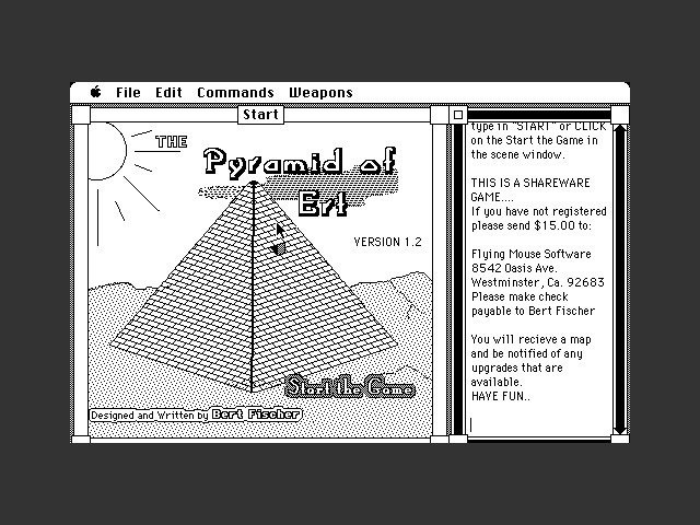 Pyramid of Ert (1990)