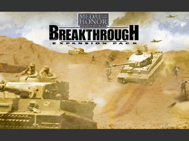 Medal of Honor: Allied Assault - Breakthrough (2004)