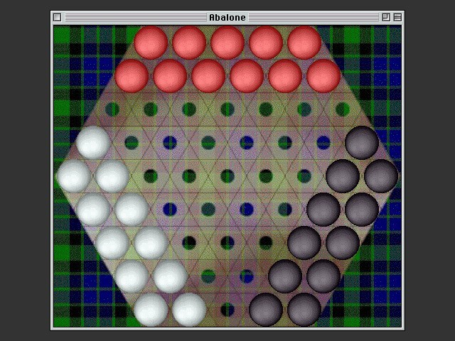 Abalone: Three Player Game