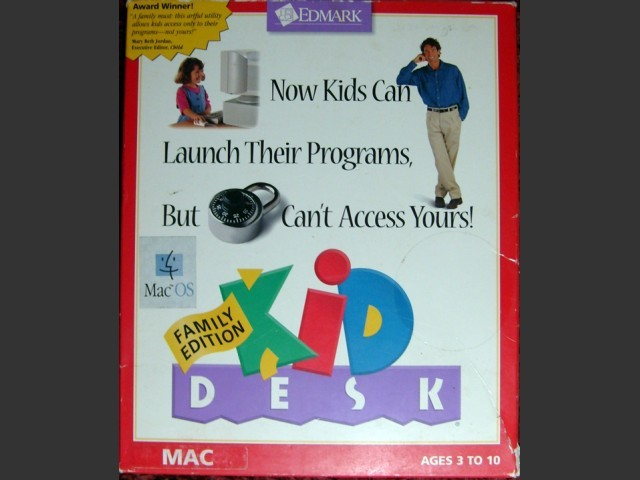 KidDesk Family Edition (1995)