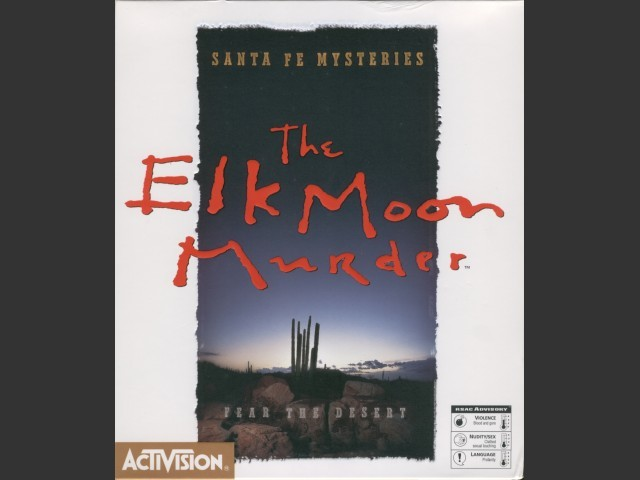 Santa Fe Mysteries: The Elk Moon Murder (1996)