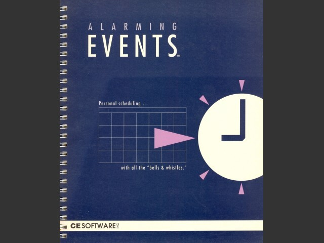 Alarming Events (1990)