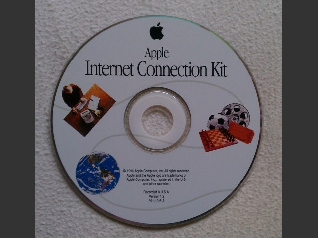 Apple Internet Connection Kit 1.2 (1997)