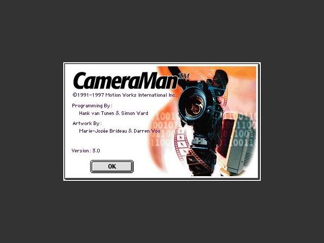 CameraMan 3.0 (1997)