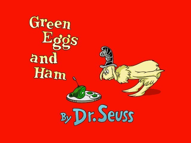Green Eggs and Ham (1999)