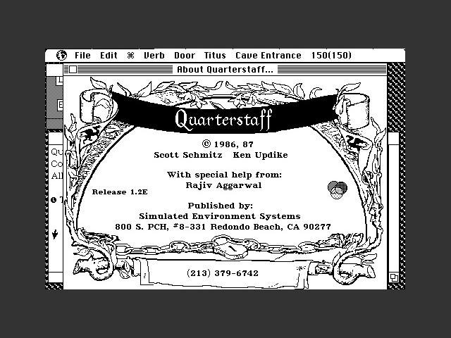 Quarterstaff