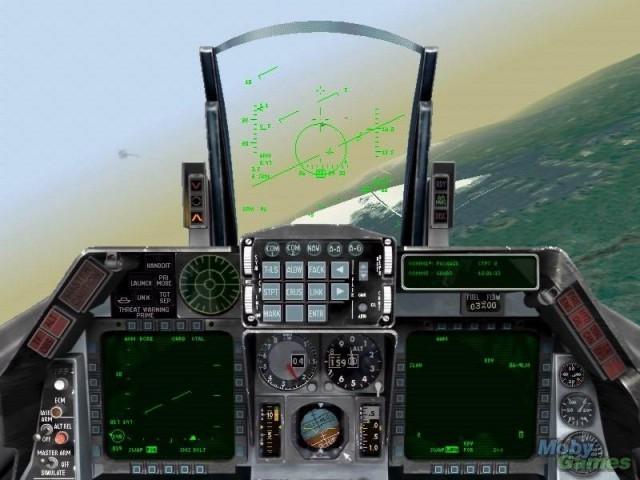Falcon 4.0 (1998)