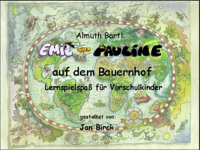 Emil und Pauline auf dem Bauernhof (1.0 - German) (2000)