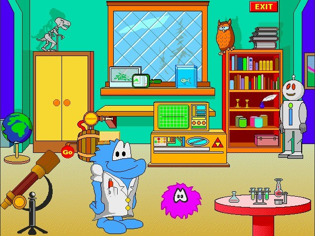 Science Shop with Monker (1995)