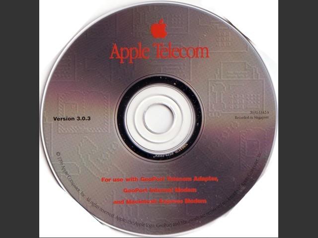 Apple Telecom v3.0.3 (1996)