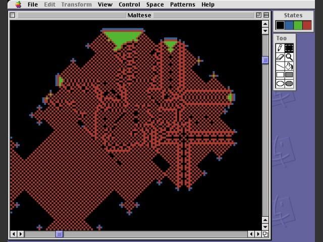 Life Maker simulation 2