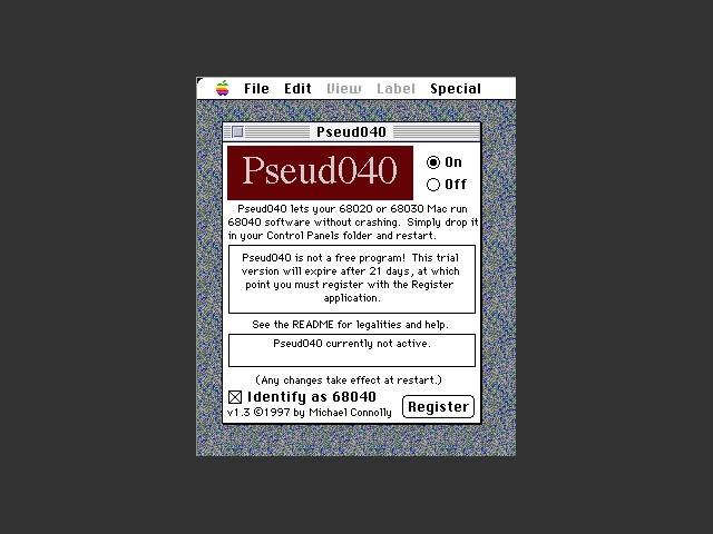 Pseud040 (1997)