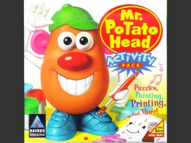 Mr. Potato Head Activity Pack (1997)