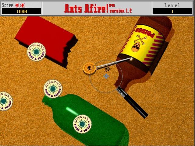 Ants Afire (1994)