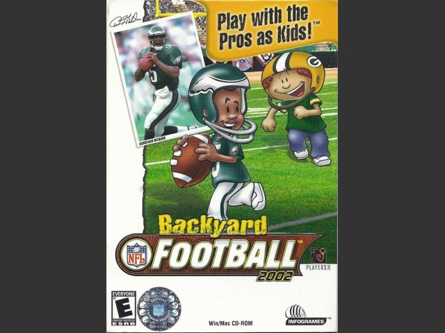 Backyard Football 2002 (2001)