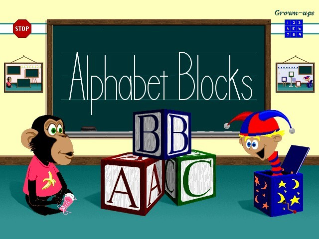 Alphabet Blocks (1992)