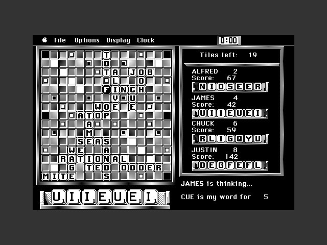 Scrabble (Leisure Genius) (1987)