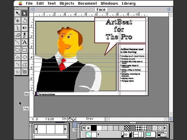 ArtBeat Professional (Demo) (1992)