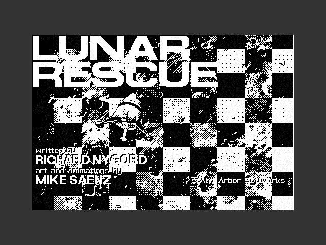 Lunar Rescue (1988)