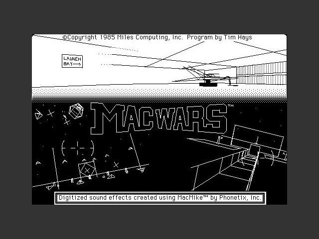 MacWars (1985)