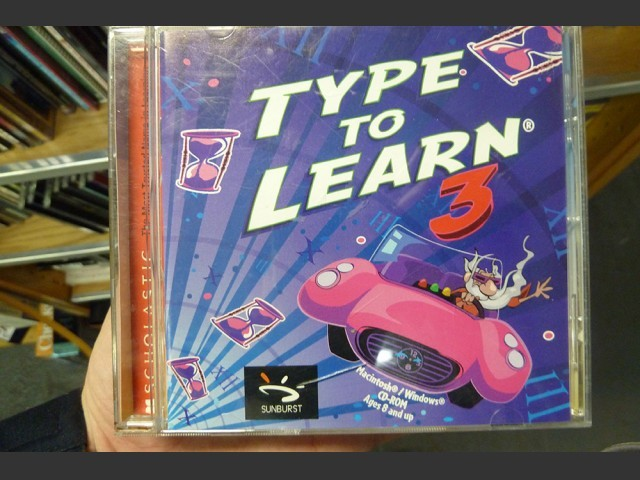 Type to Learn 3 Home (2002)