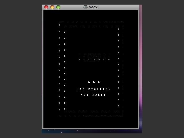 Vecx - GCE Vectrex Emulator (2008)