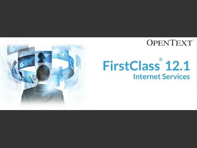 FirstClass Server, Client and Internet Services (1990)