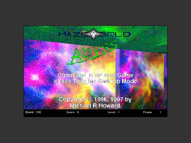 Mazeworld Abyss (1997)