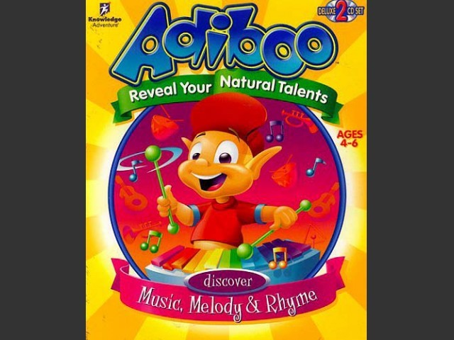 Adiboo: Discover Music, Melody & Rhyme (2000)