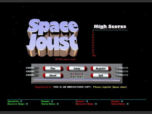 Space Joust (1995)