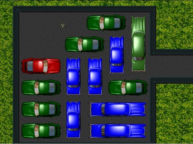 King of Parking (1998)