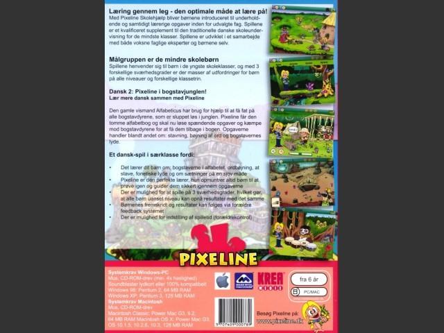 Pixeline i bogstavjunglen (2006)