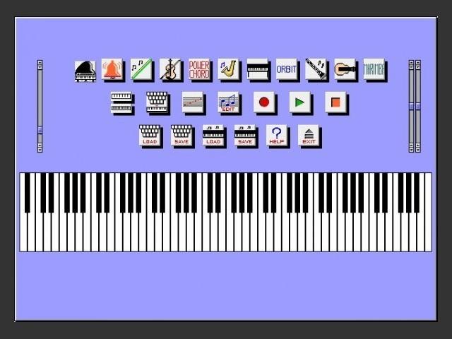 PianoSim 1.x (1992)